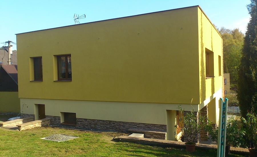 12-Rekonstrukce-domu-1, Petřkovice