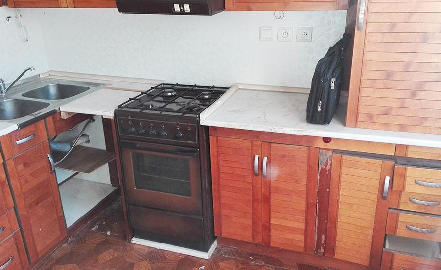 13-Rekonstukce-kuchyně-2, Ostrava-Výškovice
