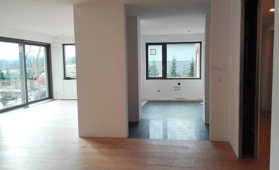 35-Podlaha-z-dřevěných-parket-1, Klimkovice