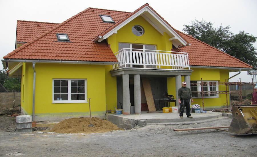 40-Výstavba-RD-1, Ostrava-Hrabová