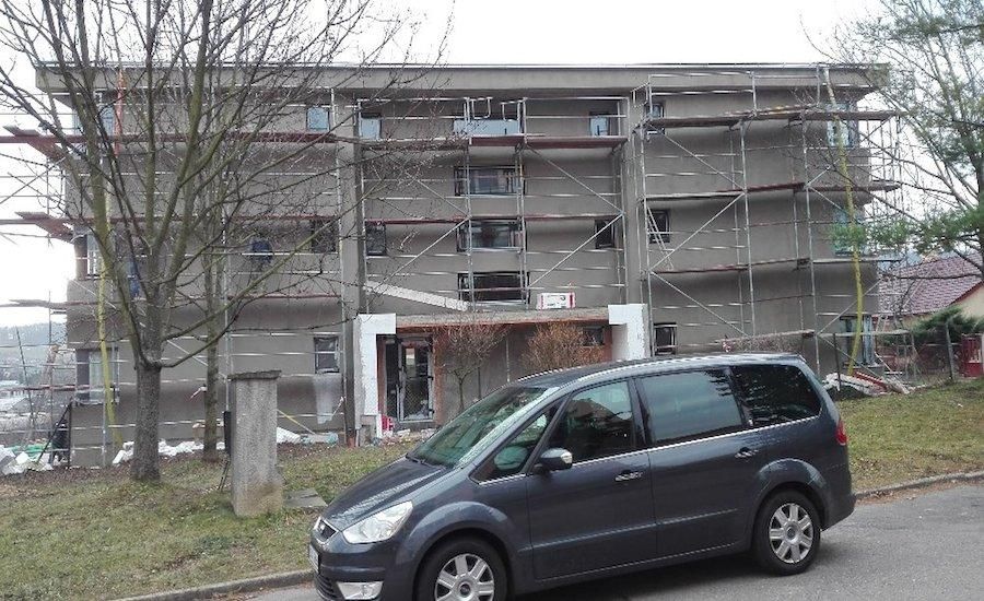 50-Výstavba-bytového-domu-3, Nový Jičín
